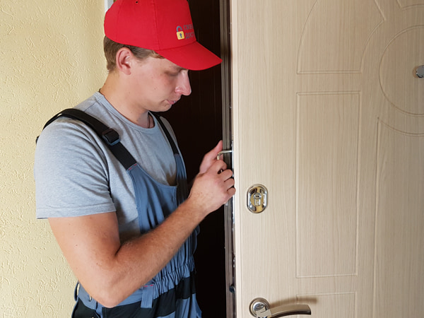 Перекодировать замок входной двери
